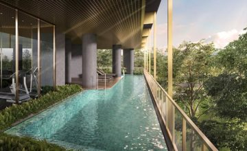 One Draycott Pool Singapore